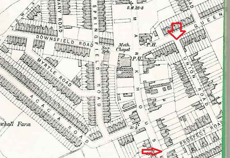Kind-Hearted Woodford Green Antiques Hale End Highams Park Snaresbrook Wanstead 1933 Old Map Moderate Price