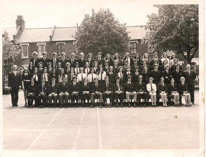 Picture of W Morris School - 1971