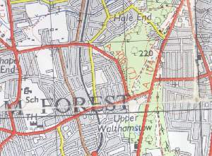 Survey Map Waltham Forest