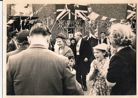 Coronation Party - Guildsway, Walthamstow
