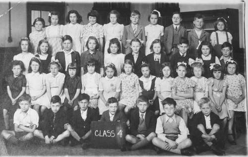 Winns Ave School, Walthamstow, Class 1942