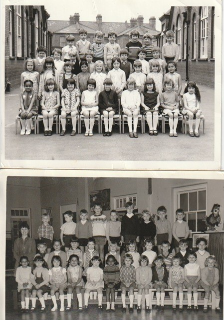 Picture of Winns Infant School late '60s