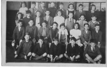 Mission Grove School, Walthamstow 1947