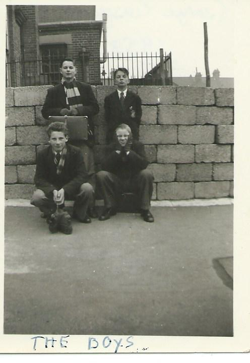 George Gascoigne - The Boys 1954