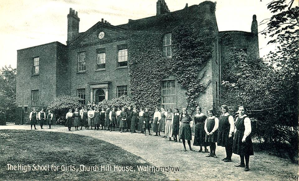 Picture of High School For Girls, Church Hill House, Walthamstow
