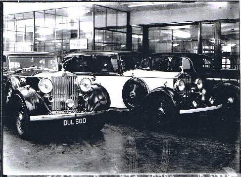 Woodford Rolls Royce picture