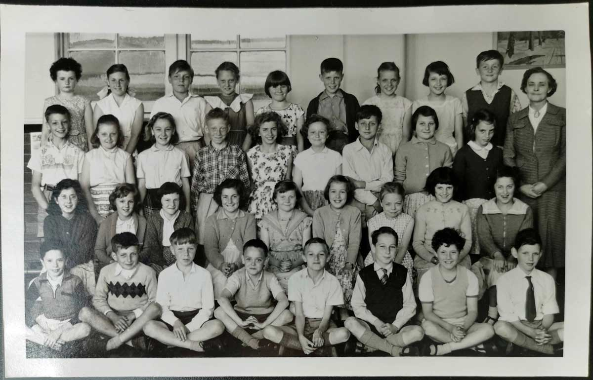 Mission Grove School 1959-60