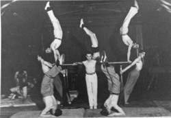 Walthamstow Physical Culture Club - 1940s (2)