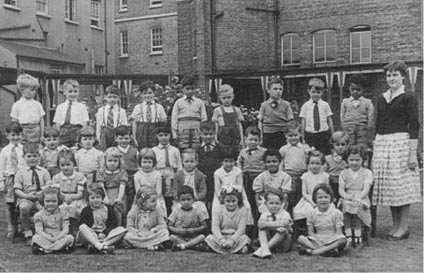 St Mary's RC School